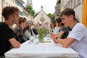Speed Dating in Feldkirch